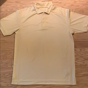 NWOT Gold Cutter and Buck Golf Polo